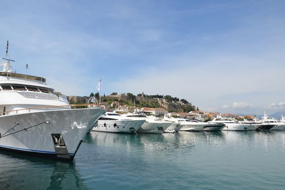 Mediterranean Yacht Show Launches Today to High Acclaim