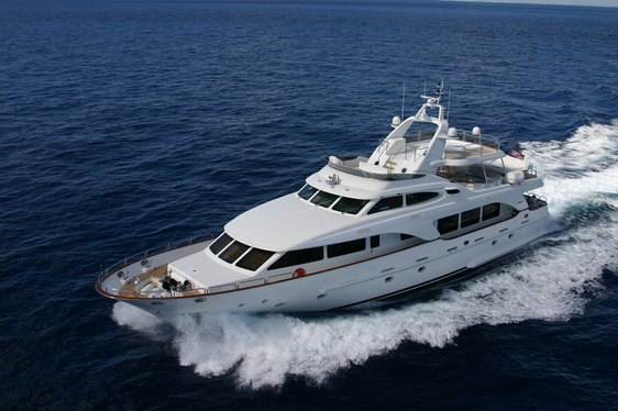 Motor Yacht ANYPA Joins Global Charter Fleet