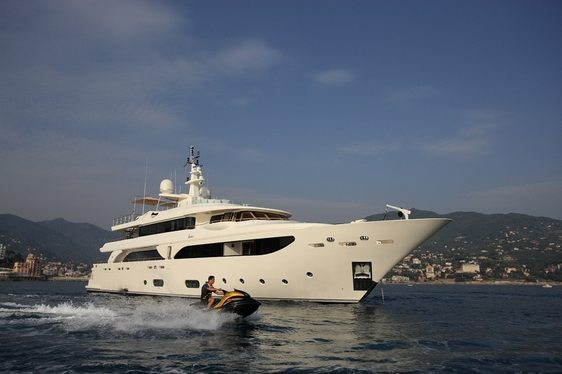 Superyacht HANA Charter Deal in Ibiza