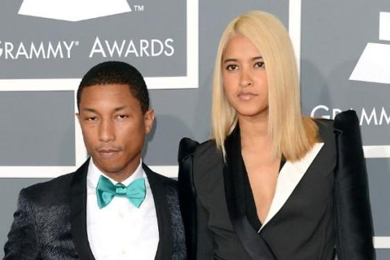 Pharrell Williams Wedding Reception on 'NEVER SAY NEVER' Charter Yacht