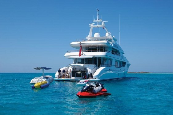 Superyacht ALLEGRIA Offers Special Mediterranean Charter Rate