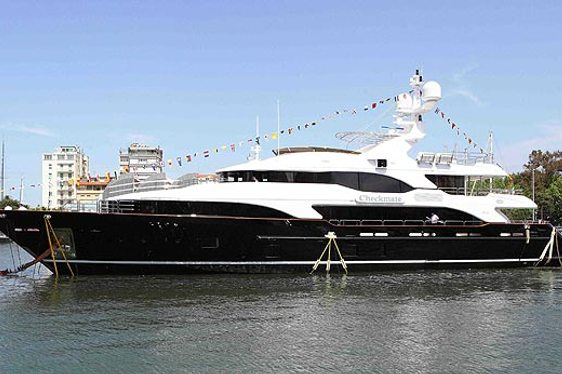 Checkmate Yacht New to the Charter Market