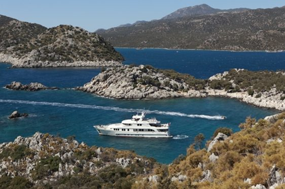 Motor Yacht 'Metsuyan IV' Special Offer in Croatia