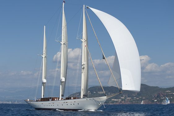 Refitted Sailing Yacht XARIFA Joins Charter Fleet