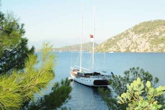 Luxury Gulet Yacht SMILE Offers Reduced Rate for Summer Charters in the East Mediterranean