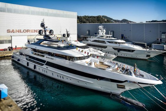 Brand New Superyacht 'Seven Sins' Available For Charter