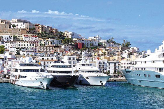Brand New Superyacht Marina 'Sovren Ibiza' Now Open