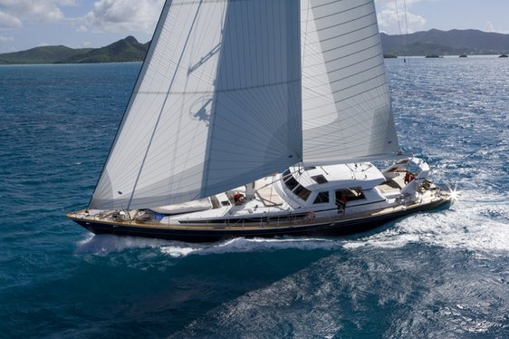 Sailing Yacht REE Offers Unique Charter in Baltic Sea