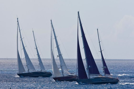 St. Barth's Bucket Regatta