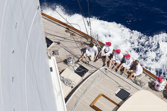 Superyacht Challenge Antigua 2019