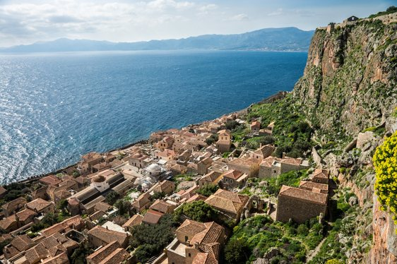 Monemvasia Destination Guide