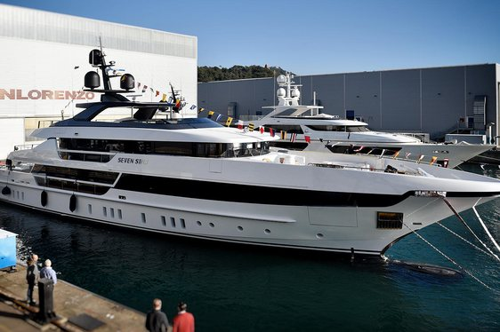 VIDEO: Sanlorenzo Superyacht 'Seven Sins' Delivered to Monaco