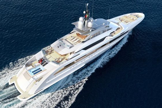 "VIDEO: The Making of 70-metre Heesen Superyacht ""Project Kometa"""