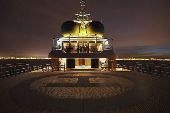 Christmas Caribbean Charter on Superyacht NAIA