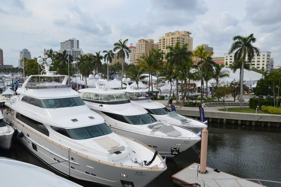 Palm Beach Boat Show 2016: The Round-Up