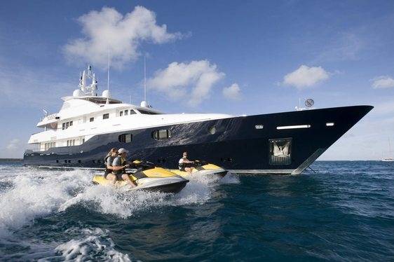 Superyacht ODESSA Open For Late-Summer Charters In France