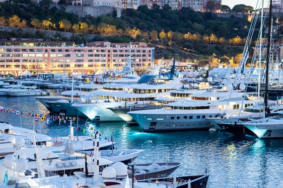 Best people and party photos LIVE: Monaco Yacht Show 2019