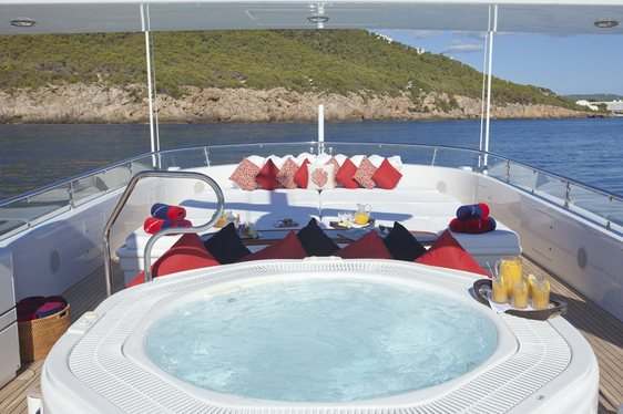 Luxury Yacht 'Big Change II' Opens for New Year's Charter in St Barts
