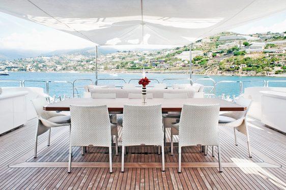 Leopard Motor Yacht 'Tutto Le Marrané' Joins Global Charter Fleet