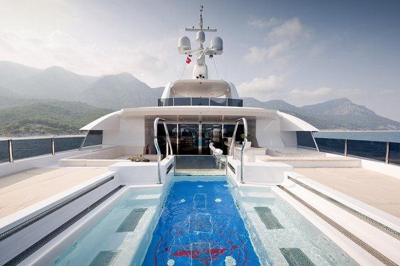 Superyacht IRIMARI Open For Charter In Croatia