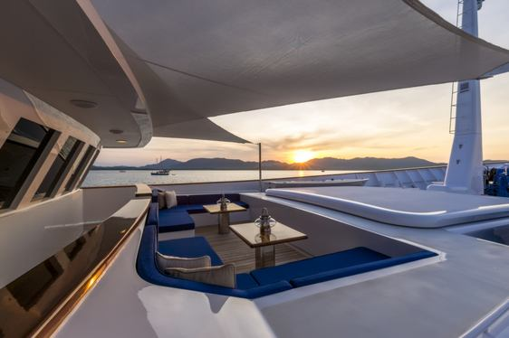 Superyacht 'Northern Sun' Open For Charter In Thailand