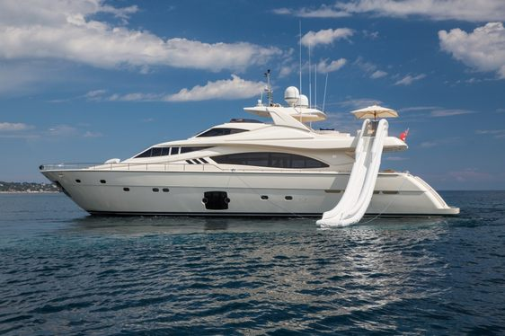 Corsica yacht charter deal: superyacht 'Porthos Sans Abri' lowers rate