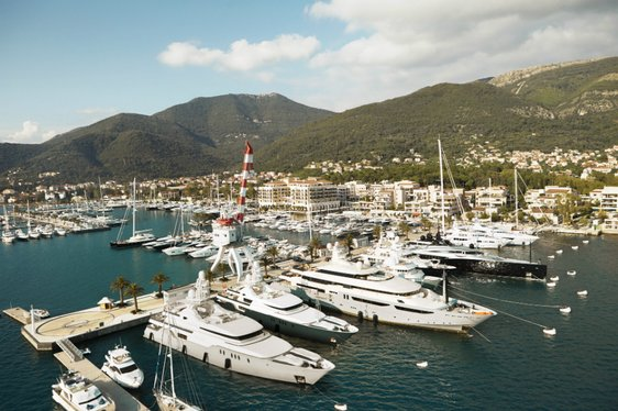 Porto Montenegro Unveils World's Largest Superyacht Berth