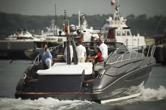 Video - Day 2 at the 2014 Cannes Yachting Festival