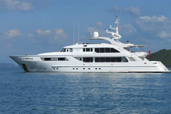 ISA Yacht AXIOMA Renamed Motor Yacht OASIS