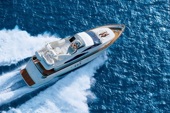 Charter Yacht IRIS Available In Greece This Summer