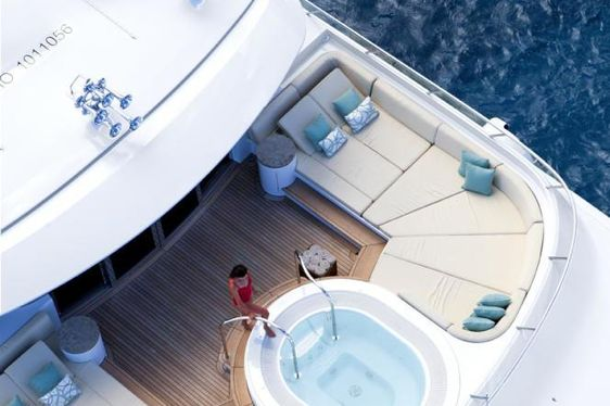 Superyacht 'Lady Britt' Available For Christmas & New Year's Charters In The Caribbean
