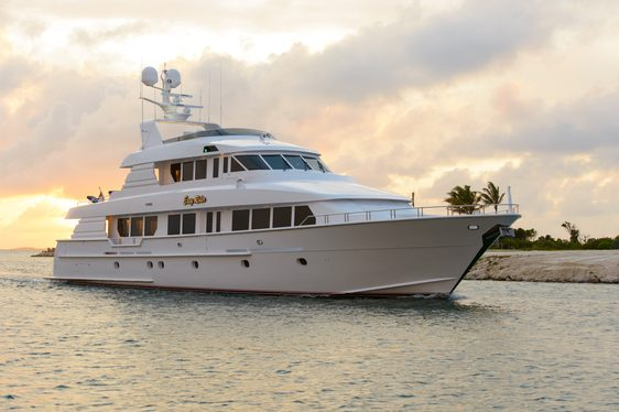 Refitted Motor Yacht 'EASY RIDER' Available in the Bahamas