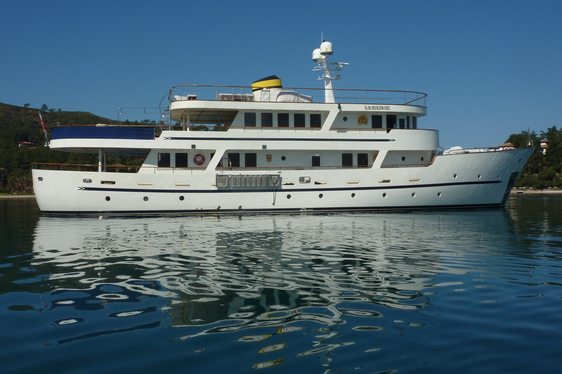 Motor yacht LA SULTANE Available in Turkey this Summer