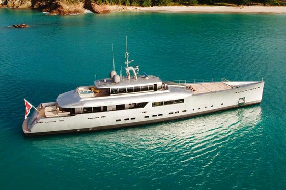 Superyacht EXUMA