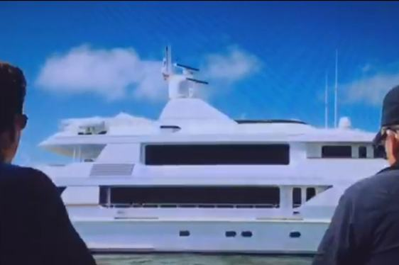 "Inside ""Axe"" Axelrod's Yacht Featured In Billions TV Series"