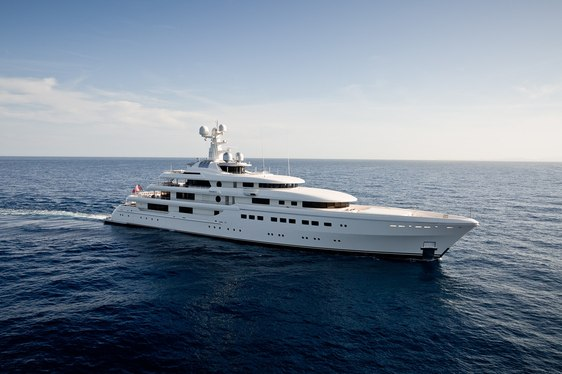 New Superyacht ROMEA Joins Yacht Charter Fleet