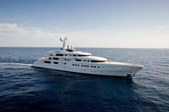 New Superyacht ROMEA Joins Yacht Charter Fleet