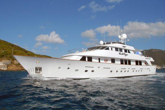 Motor Yacht 'Sweet Escape' Returns to Charter Market After Major Refit