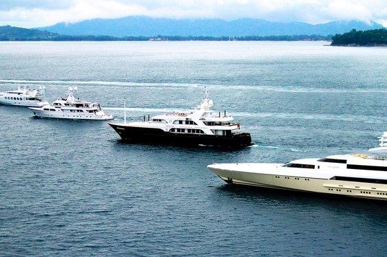 Asia Superyacht Rendezvous 2015