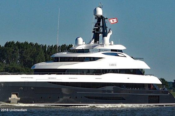 Video: brand new 75m Abeking & Rasmussen superyacht ELANDESS delivered