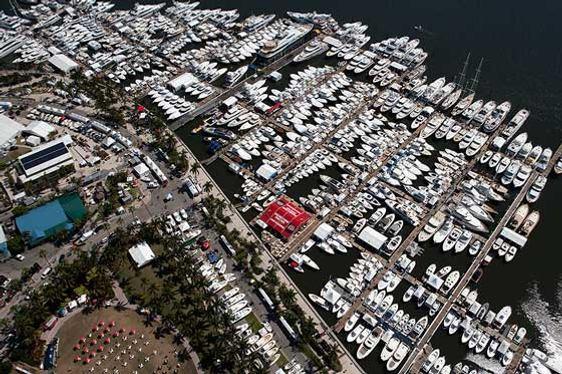 Palm Beach Boat Show 2016