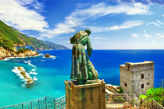 Cruising The Italian Riviera Yachting Itinerary
