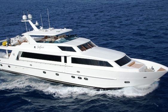 Last-Minute Discount on Superyacht SEAFARER
