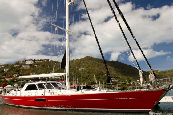 Sailing Yacht MUSTANG Open for Charter in Cuba