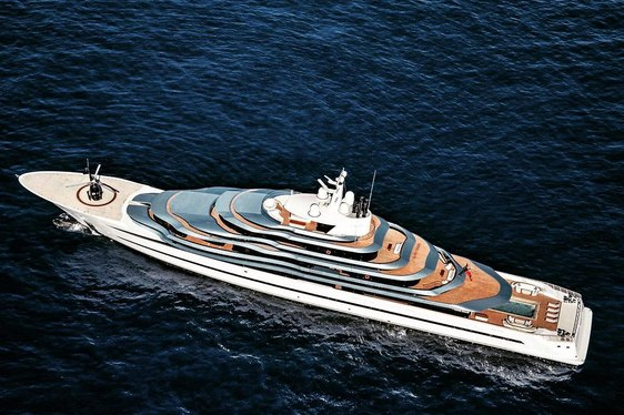 Superyacht JUBILEE To Be Largest Yacht Ever To Attend Monaco Yacht Show