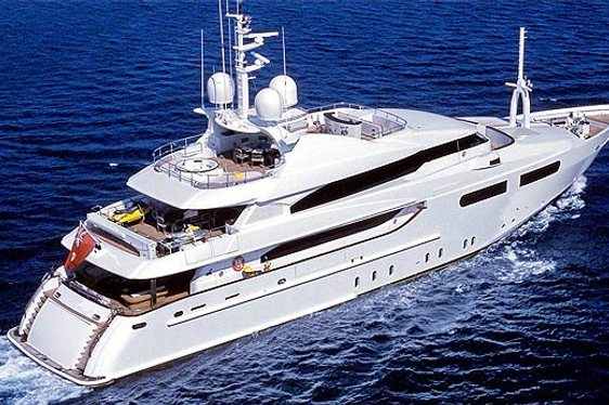 CRN's Magenta M Available For Charter Next Summer