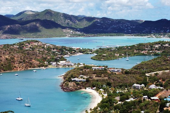 The Superyacht Challenge, Antigua 2014