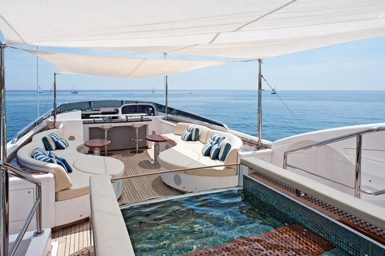 Charter Motor Yacht 'Tutto le Marrané' for Less in the Bahamas