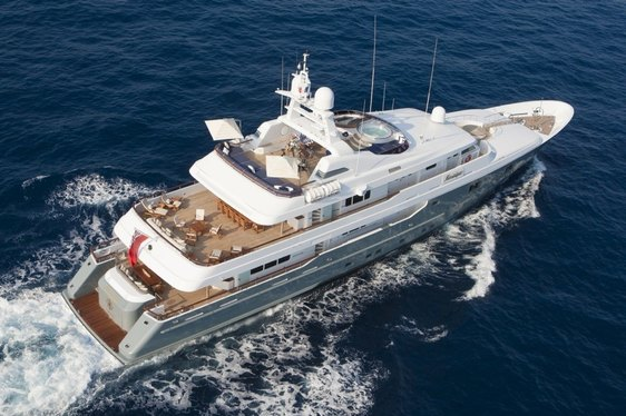 Charter Yacht MOSAIQUE in the West Med
