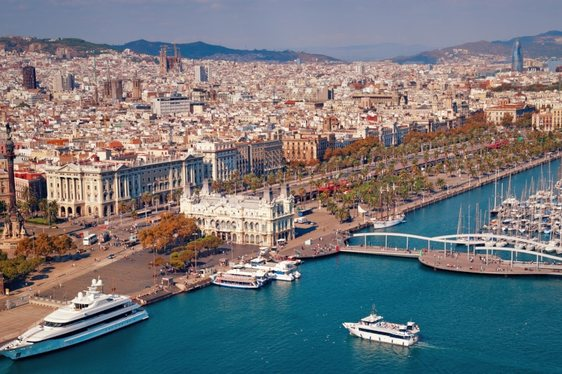 Options for Superyacht Charters in Spain Increasing